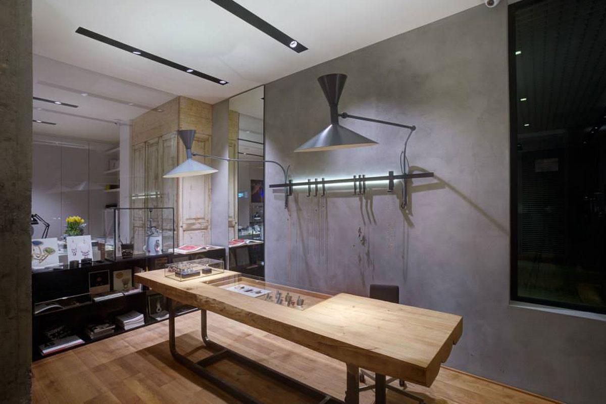 inaugurazione boutique-laboratorio Mumati Lecce
